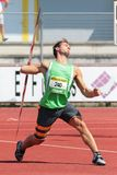 Track and Field Championship 2015 Stock Image