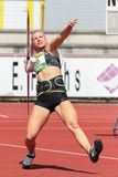 Track and Field Championship 2015 Stock Photography