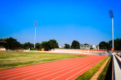 Track and field Stock Photography