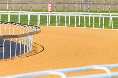 Track Horse Racing Royalty Free Stock Image