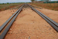 Track in Kenya Royalty Free Stock Photo