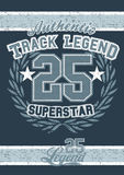 Track legend Superstar Stock Photos