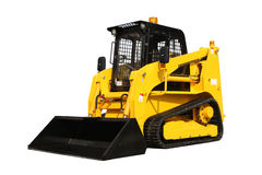 Track loader Stock Image