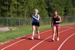 Track Power Walking stock photos