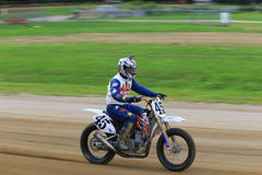 Track racing event Stock Image