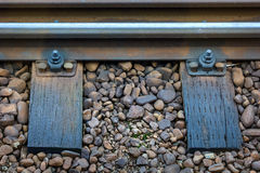 track of a railway Royalty Free Stock Photography