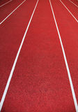 Track runner stock images