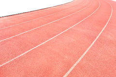 Track for running Stock Photography