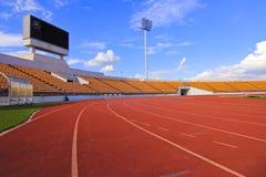 Track & stadium Royalty Free Stock Images