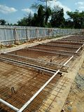 Track, Structure, Soil, Foundation royalty free stock photography