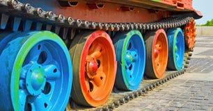 Track tank Royalty Free Stock Image