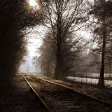 Track to Dreamland royalty free stock photography