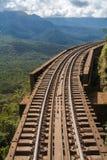 Track to Morretes Parana Brazil Stock Photo