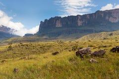 Track to Mount Roraima - Venezuela, South America Stock Images