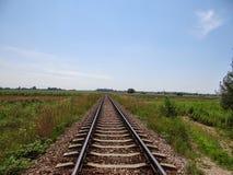 Track, Transport, Rail Transport, Sky royalty free stock photo