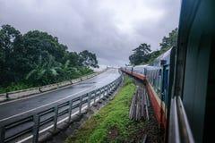 Track, Transport, Rail Transport, Tree royalty free stock photos