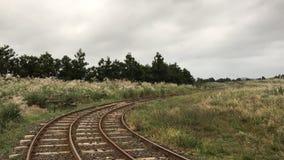 Track, Transport, Sky, Rail Transport stock photography