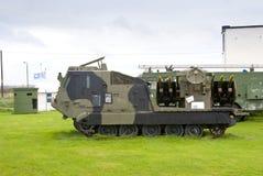 Tracked Missile Launching Vehicle Royalty Free Stock Photo
