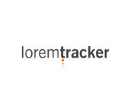 Tracker Logo Design Royalty Free Stock Photos