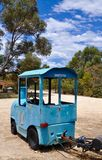 Trackless Train: Old and Rusted Royalty Free Stock Photography