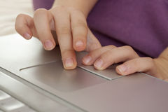 Trackpad Stock Images