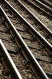 Tracks. Railroad tracks Royalty Free Stock Images