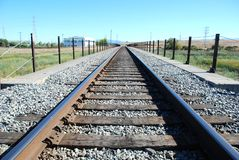 Tracks Royalty Free Stock Photo