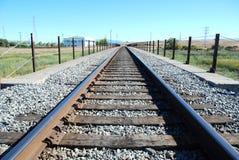 Tracks royalty free stock photo
