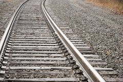 Tracks Royalty Free Stock Image