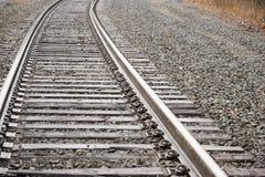 Tracks. Railroad tracks Royalty Free Stock Image