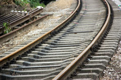 The tracks in CHINA Stock Photo