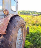 Tracktor Royalty Free Stock Photography