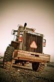 Tracteur à chenilles Images stock