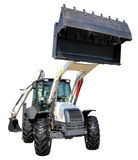 Tracteur Images stock
