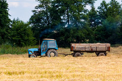 Tracteur Photographie stock
