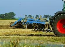 Tracteur image stock