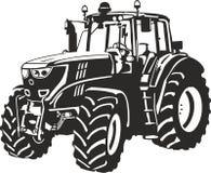 Tracteur Photos libres de droits
