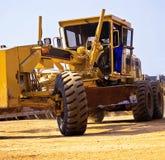 Tracteur à chenilles 140H - Rotation Image libre de droits