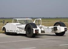 Tracteur d'aéronefs Photo libre de droits