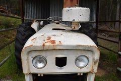 Tracteur de ferme Image stock