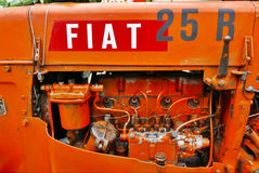 Tracteur de Fiat 25r Photos stock