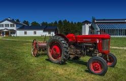 Tracteur de Massey Harris photos libres de droits