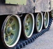 Tracteurs à chenilles Photos libres de droits