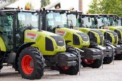 Tracteurs de Claas Photo stock