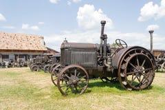 Tracteurs de vintage Image libre de droits