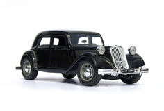 Traction Avant. A classic Citroen Traction Avant from the thirties Stock Photos