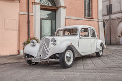 Traction Avant 11BL (1939) de Citroen Image libre de droits