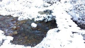 Traction de neige de Gochala photographie stock libre de droits