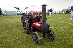Traction Engine Royalty Free Stock Photography