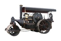 Traction Engine. Stock Photos